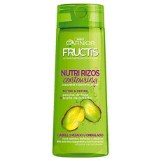 Fructis Nutri Rizos Contouring Champú 360 ml