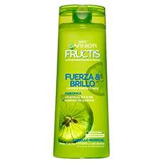 Fructis Fuerza y Brillo Fortificante Champú 360 ml