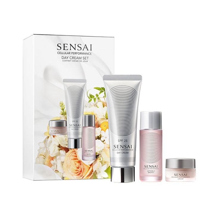 SENSAI CELLULAR PERFORMANCE DAY CREAM SET