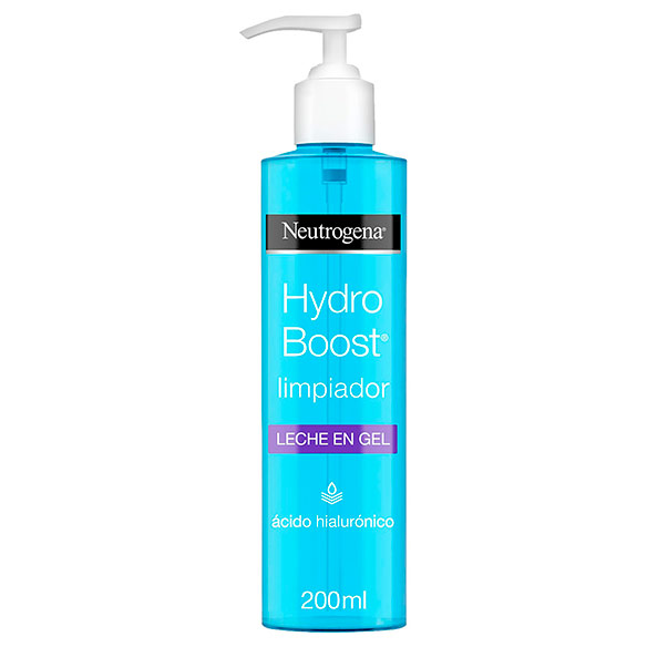 Neutrogena Hydro Boost Leche Limpiadora 200 ml