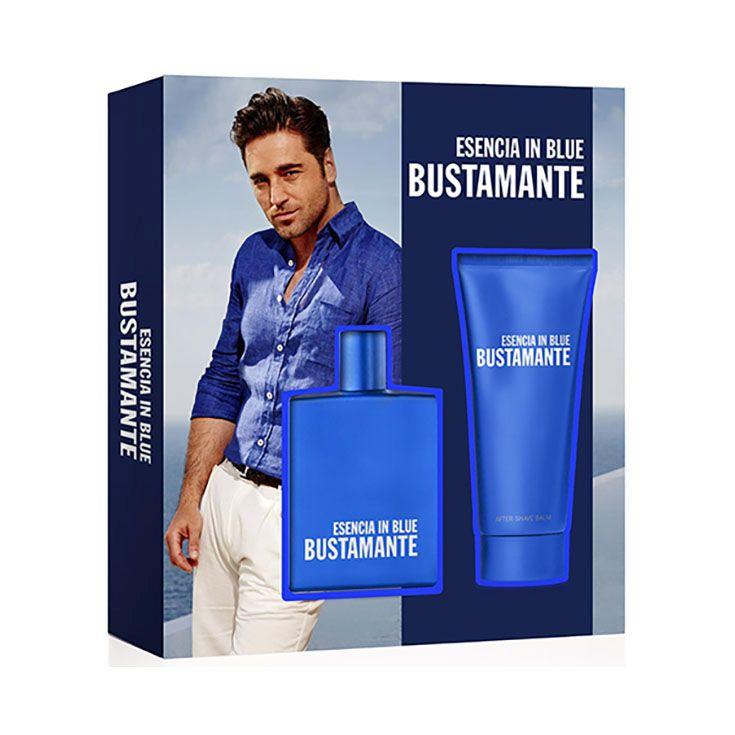 Estuche Bustamante Esencia in Blue 75 ml.