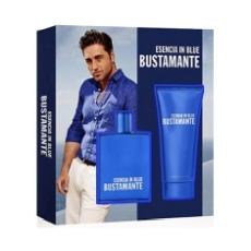 Estuche Bustamante Esencia in Blue 75 ml.