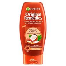 Garnier Original Remedies Aceite de Coco y Manteca de Cacao Acondicionador 250 ml