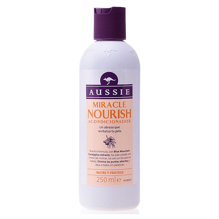 Aussie Miracle Nourish Acondicionador 250 ml