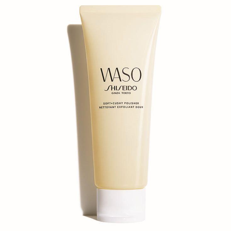 Shiseido Waso Exfoliante Facial Soft + Cushy Polisher 75 Ml