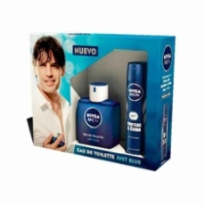 ESTUCHE NIVEA MEN JUST BLUE