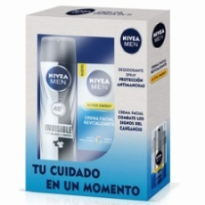 NIVEA MEN PACK ACTIVE ENERGY