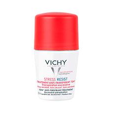 Vichy Desodorante Roll-On Stress Resist Tratamient Intensivo 72h 50 Ml