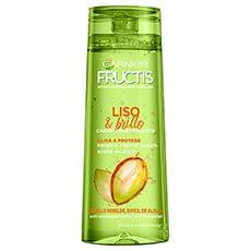 Fructis Liso y Brillo Fortificante Champú 360 ml
