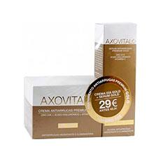 Axovital Gold Crema de día SPF 15 50 ml + Sérum 30 ml