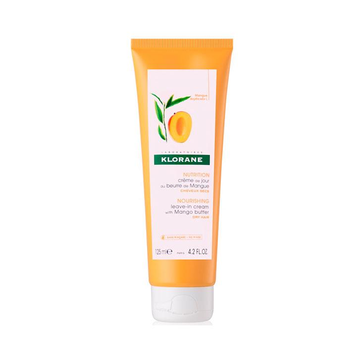 Klorane Crema de Día a la Manteca de Mango Sin Aclarado 125 Ml