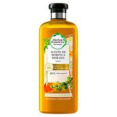 Herbal Essences Aceite de Moringa Dorada Acondicionador 400 ml