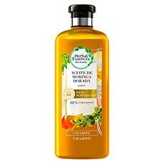 Herbal Essences Aceite de Moringa Dorada Champú 400 ml