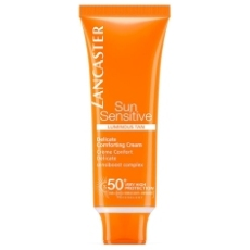 LANCASTER CREMA SOLAR FACIAL SUN SENSITIVE SPF 50+ 50 ml.