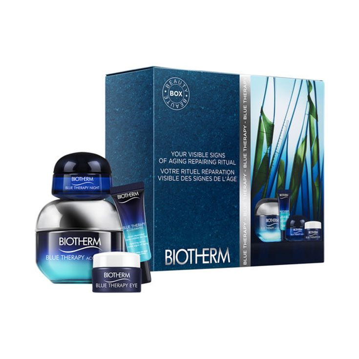 BIOTHERM ESTUCHE BLUE THERAPY ACCELERATED
