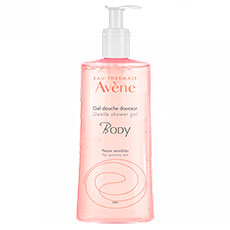 Avène Body Gel de Ducha 500 Ml