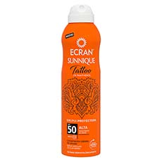 Ecran Sunnique Tattoo Bruma Protectora SPF50 250 ml