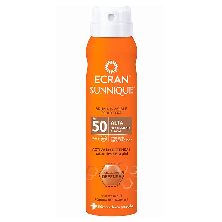 ECRAN SUN SPRAY PROTECTOR INVISIBLE SPF 50