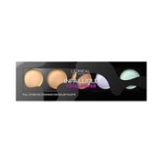 L´OREAL TOTAL COVER PALETTE
