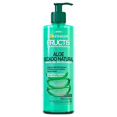Fructis Aloe Secado Natural Crema Gel Sin Aclarado 400 ml