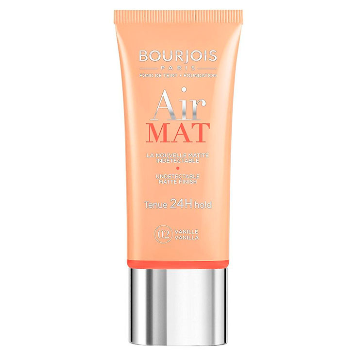BOURJOIS BASE DE MAQUILLAJE AIR MAT 24H