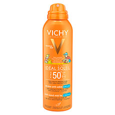 Vichy Capital Soleil Bruma Anti-Arena Niños SPF50 200 Ml