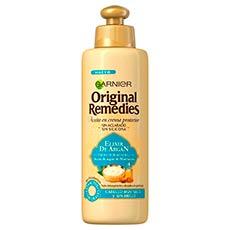 Garnier Original Remedies Elixir de Argán Aceite en Crema Protector sin Aclarado 200 ml