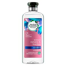 Herbal Essences Romero y Hierbas Champú 400 ml