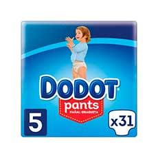 Dodot Pants Talla 5 Pañales 30 uds