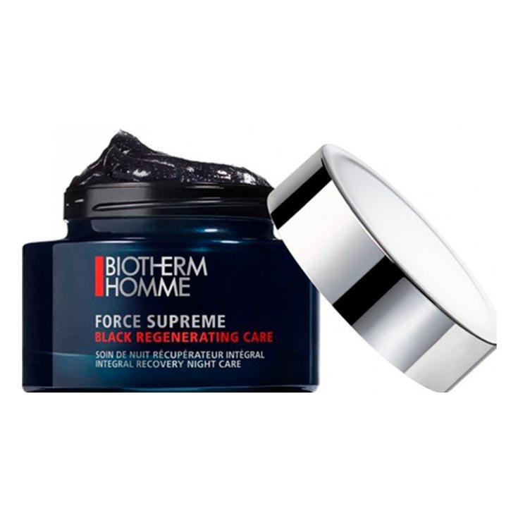 BIOTHERM FORCE SUPREME HOMME BLACK MASK 75 ML