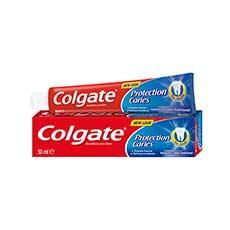 Colgate Protección Caries Crema Dental 50 ml