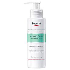 Eucerin DermoPure Oil Control Gel Limpiador
