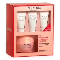 SHISEIDO BODY EXPERT KIT