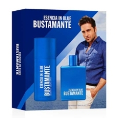 Bustamante Estuche Esencia In Blue