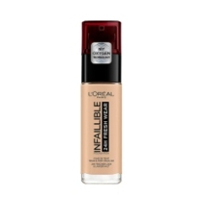 L´OREAL INFALIBLE FOUNDATION 24 HR FRESH WEAR