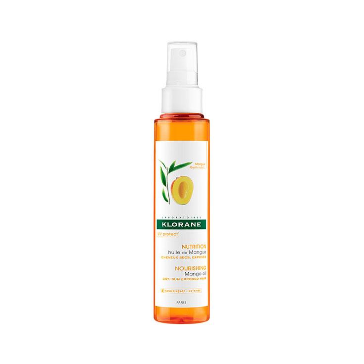 Klorane Aceite a la Manteca de Mango 125 Ml