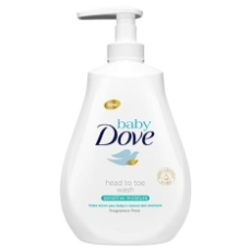 DOVE GEL BABY SENSITIVE MOISTURE