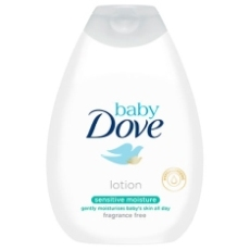 DOVE LOCIÓN HIDRATANTE BABY LOTION 400 ML