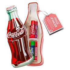 ESTUCHE LIP SMACKER BOTELLA COCA COLA