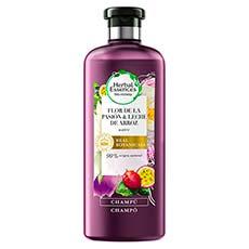 Herbal Essences Leche de Arroz y Flor de la Pasión Champú 400 ml