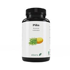 Ebers Cápsulas Piña 500 mg 60 Comprimidos
