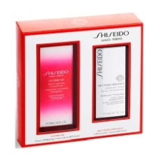SHISEIDO COFRE ULTIMUNE POWER INFUSING CONCENTRATE + BIO-PERFORMANCE LIFTDYNAMIC SERUM