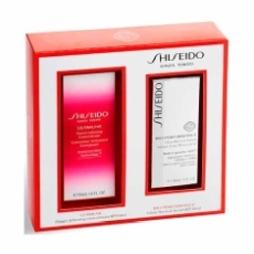 SHISEIDO COFRE ULTIMUNE POWER INFUSING CONCENTRATE + BIO-PERFORMANCE GLOW REVIVAL SERUM