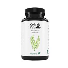 Ebers Cápsulas Cola de Caballo 500 mg 60 Comprimidos