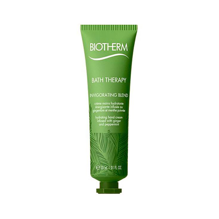 Biotherm Bath Therapy Invigorating Blend Crema De Manos 30ml