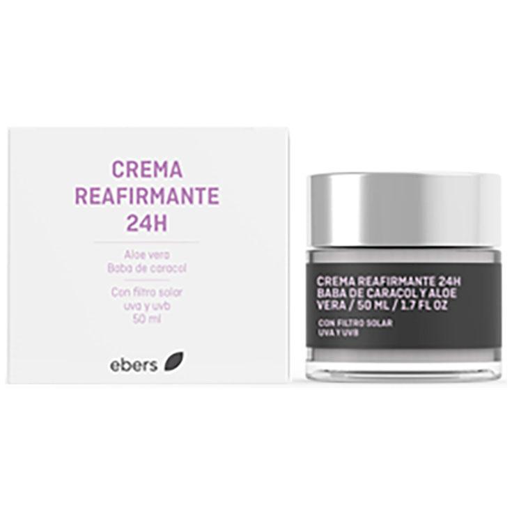 Ebers Crema Reafirmante 24h 50 ml