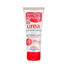 Instituto Español Crema De Manos Urea Tubo 75 Ml