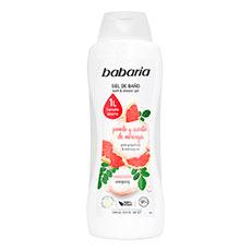 Babaria Pomelo Y Aceite De Moringa Gel De Baño 1000 ml