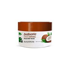 Babaria Coco Crema Corporal Piel Seca 200 ml