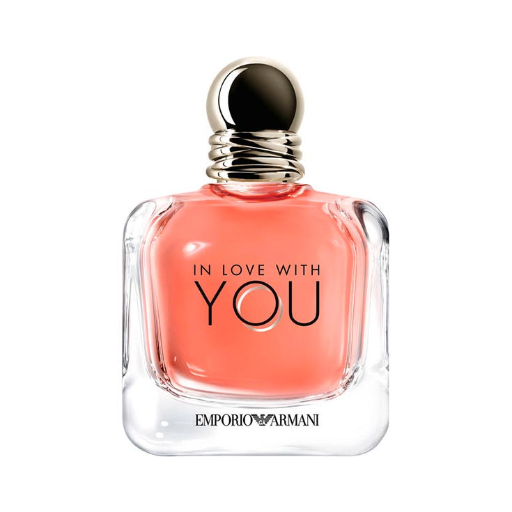Armani In Love With You Eau De Parfum Intense 100 Ml